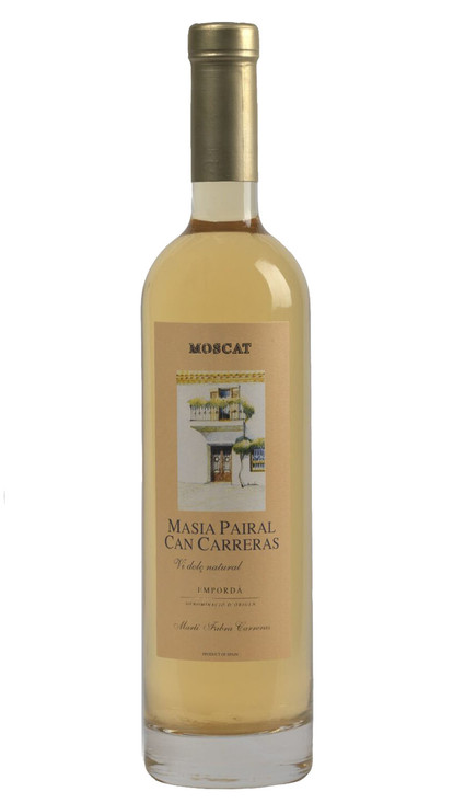 Masia Pairal Can Carreras Moscat